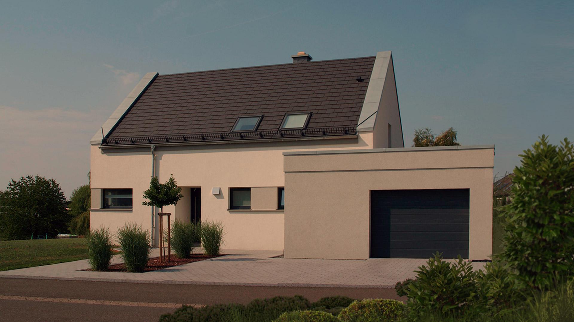 Jedes Haus ein Unikat – individuell geplant