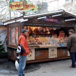 Weihnachtsmarkt in Luxemburg